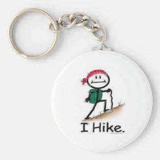 Hike Keychain
