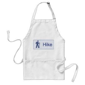 Hike Like Adult Apron
