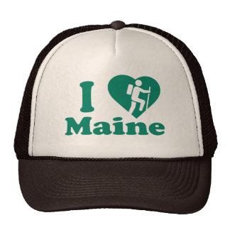 Hike Maine Trucker Hat