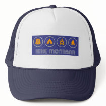Hike Montana Trucker Hat