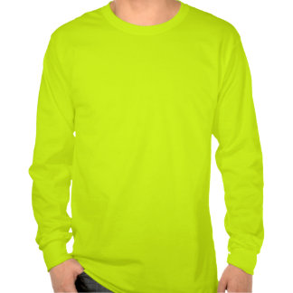 Hike New Jersey (Trails) - Safety Green Tshirt