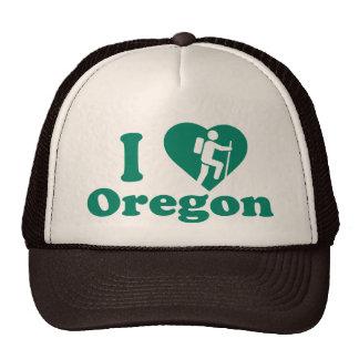 Hike Oregon Trucker Hat