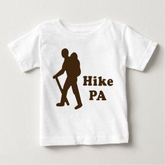 Hike PA Guy, Brown Baby T-Shirt