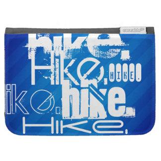 Hike; Royal Blue Stripes Kindle Keyboard Covers