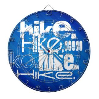Hike; Royal Blue Stripes Dartboards