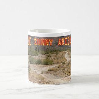 Hike Sunny Arizona Coffee Mug
