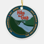 Hike the Gap Christmas Ornaments
