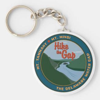 Hike the Gap - Keychain