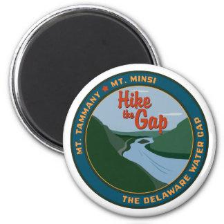 Hike The Gap - Magnet