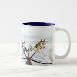 Hike Two-Tone Coffee Mug