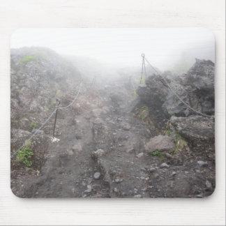 Hike Up Mt Fuji Mouse Pad