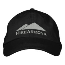 HikeArizona Hat - Black