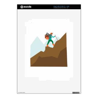 Hiker_Base iPad 2 Skin