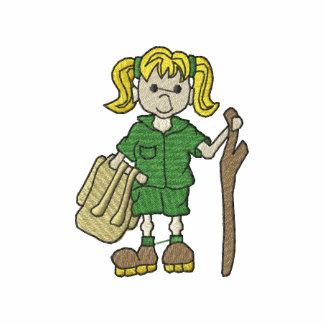 Hiker Girl Hoody