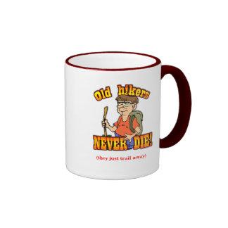 Hiker Coffee Mug