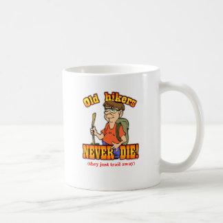 Hiker Coffee Mugs