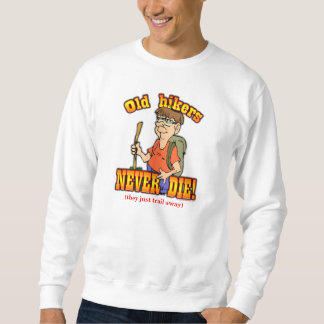 Hiker Pull Over Sweatshirts
