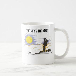 Hiker, The sky's the limit Mug