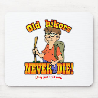 Hikers Mouse Pad