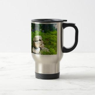 """Hiker's Salvation"" Travel Mug"