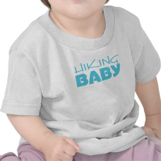 Hiking Baby Boy T-shirts