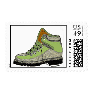 hiking boot stamps
