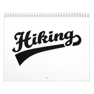 Hiking Calendar