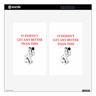 HIKING DECALS FOR KINDLE FIRE