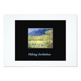 Hiking Invitation - Spring Reflections of Everglad