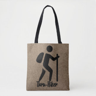 Hiking Lover Tote Bag