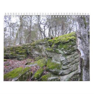 Hiking Missouri Calendar