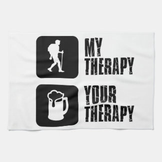 hiking my therapy designs towel