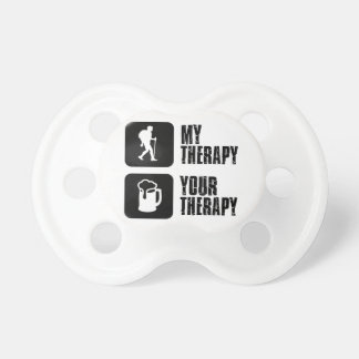 hiking my therapy designs BooginHead pacifier