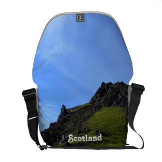 Hiking on Skye Courier Bag