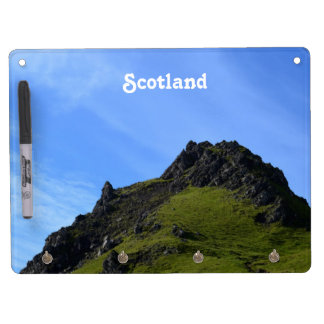 Hiking on Skye Dry Erase Board With Keychain Holder