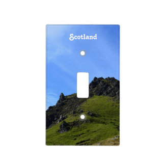 Hiking on Skye Light Switch Cover