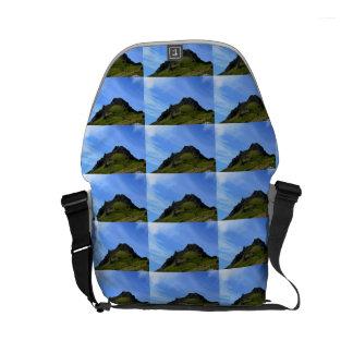 Hiking on Skye Small Messenger Bag