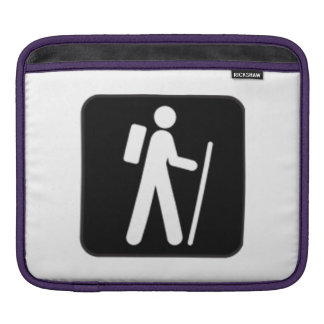 Hiking Sign Sleeve For iPads