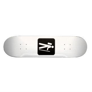 Hiking Sign Skate Board Deck