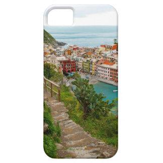 Hiking the Cinque Terre iPhone SE/5/5s Case