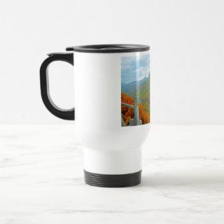 Hiking Through Some Majestic Mountains Travel Mug