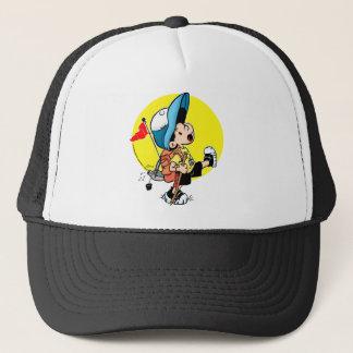 Hiking Time Trucker Hat