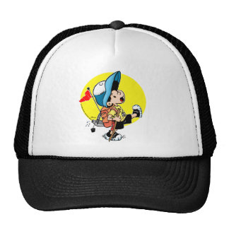 Hiking Time Trucker Hat