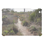 Hiking Trail at Andree Clark Bird Refuge Cover For The iPad Mini