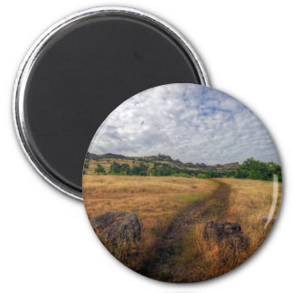 Hiking Trail Magnet