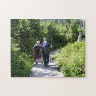 Hiking with Grandpa Puzzle