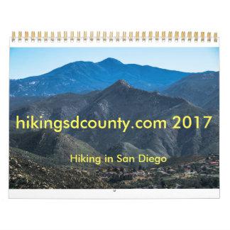 hikingsdcounty.com calendar 2017