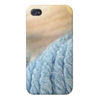 Hilado acogedor iPhone 4 carcasas