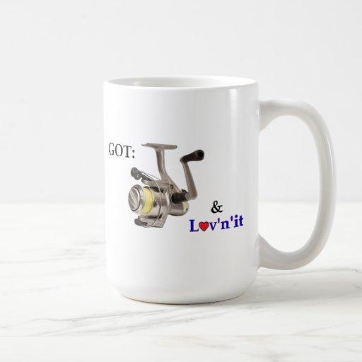 hilandero conseguido tazas de café