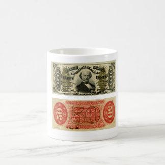 Hilandero de Francisco de la moneda fraccionaria Taza De Café